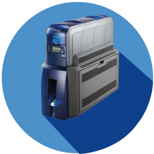 Datacard_SD460_blue