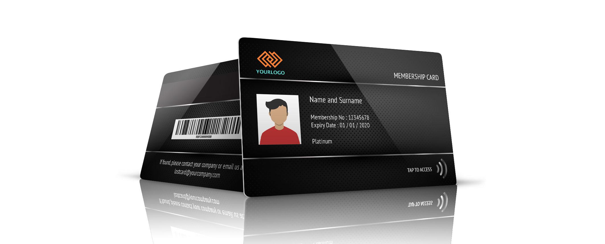 Plastic card printers id membership card printer machines previous reheart Choice Image